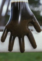 Sand Sediment Glove Test Diagnostic