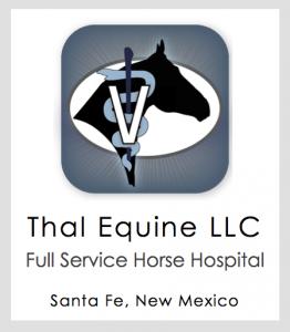 Thal Equine Sponsor Block Vertical